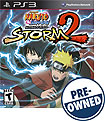 Naruto Shippuden: Ultimate Ninja Storm 2 - PRE-OWNED - PlayStation 3