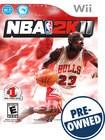 NBA 2K11 - PRE-OWNED - Nintendo Wii