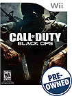 Call of Duty: Black Ops - PRE-OWNED - Nintendo Wii
