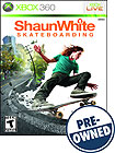 Shaun White Skateboarding - PRE-OWNED - Xbox 360
