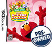 Sesame Street Elmo's A-to-Zoo Adventure: The Videogame - PRE-OWNED - Nintendo DS