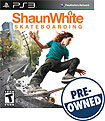 Shaun White Skateboarding - PRE-OWNED - PlayStation 3