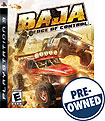 BAJA - PRE-OWNED - PlayStation 3