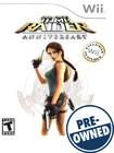 Lara Croft Tomb Raider: Anniversary - PRE-OWNED - Nintendo Wii