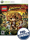 LEGO Indiana Jones: The Original Adventures PRE-OWNED - Xbox 360