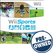 Wii Sports - PRE-OWNED - Nintendo Wii
