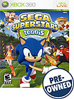 SEGA Superstars Tennis PRE-OWNED - Xbox 360