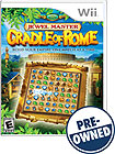 Jewel Master: Cradle of Rome - PRE-OWNED - Nintendo Wii