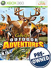 Cabela's Outdoor Adventures - PRE-OWNED - Xbox 360