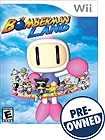 Bomberman Land - PRE-OWNED - Nintendo Wii