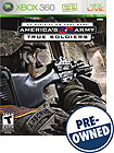 America's Army: True Soldiers - PRE-OWNED - Xbox 360