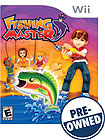 Fishing Master - PRE-OWNED - Nintendo Wii