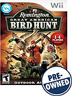 Remington Great American Bird Hunt - PRE-OWNED - Nintendo Wii