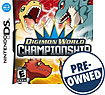 Digimon World Championship - PRE-OWNED - Nintendo DS