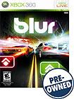 Blur PRE-OWNED - Xbox 360
