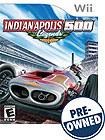 Indianapolis 500 Legends - PRE-OWNED - Nintendo Wii