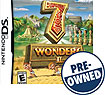 7 Wonders II - PRE-OWNED - Nintendo DS