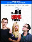 Big Bang Theory: The Complete First Season [5 Discs] - Blu-ray Disc