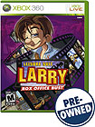 Leisure Suit Larry: Box Office Bust PRE-OWNED - Xbox 360