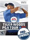Tiger Woods PGA Tour 07 - PRE-OWNED - Nintendo Wii