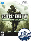 Call of Duty: Modern Warfare - PRE-OWNED - Nintendo Wii