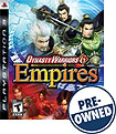 Dynasty Warriors 6: Empires - PRE-OWNED - PlayStation 3