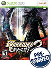 Warriors Orochi 2 - PRE-OWNED - Xbox 360