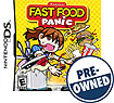 Fast Food Panic - PRE-OWNED - Nintendo DS