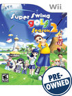 Super Swing Golf: Season Two - PRE-OWNED - Nintendo Wii