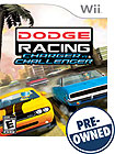 Dodge Racing: Charger vs Challenger - PRE-OWNED - Nintendo Wii