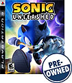 Sonic Unleashed - PRE-OWNED - PlayStation 3