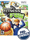 Family Party: Fitness Fun - PRE-OWNED - Nintendo Wii