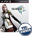 Final Fantasy XIII - PRE-OWNED - PlayStation 3