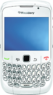BlackBerry - 8520 Mobile Phone (Unlocked) - White