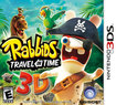 Rabbids Travel in Time 3D - Nintendo 3DS