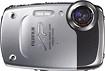 FUJIFILM FinePix XP20 14.2-Megapixel Digital Camera - Silver