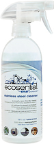 Ecosential by Smart Choice - 18-Oz. Stainless-Steel Cleaner