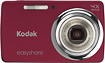 Buy Kodak - Kodak EasyShare M532 14.0-Megapixel Digital Camera - Red