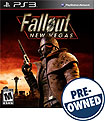 Fallout New Vegas - PRE-OWNED - PlayStation 3