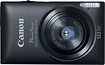 Canon - PowerShot ELPH 300 HS 121-Megapixel Digital Camera - Black