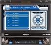 Buy In-dash CD Players - Jensen 40W x 4 Apple iPod -Ready In-Dash DVD Deck with MP3 Playback