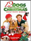12 Dogs of Christmas: Great Puppy Rescue - Widescreen - DVD