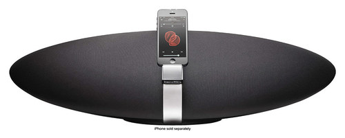 Bowers & Wilkins - Zeppelin Air Wireless Music System - Black