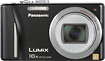 Panasonic - Lumix ZS8 141-Megapixel Digital Camera - Black
