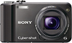 Sony - Cyber-shot 16.1-Megapixel Digital Camera - Black