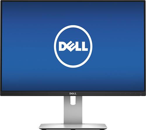Dell - UltraSharp U2415 24 IPS LED HD Monitor - Black