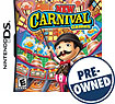 New Carnival Games - PRE-OWNED - Nintendo DS