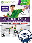 Your Shape: Fitness Evolved - PRE-OWNED - Xbox 360