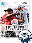 Tiger Woods PGA Tour 11 - PRE-OWNED - Nintendo Wii