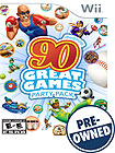 Family Party: 90 Great Games Party Pack - PRE-OWNED - Nintendo Wii